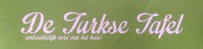 De Turkse Tafel logo