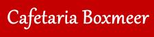 Eten bestellen - Cafetaria Boxmeer