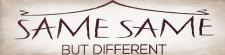 Eten bestellen - Same Same But Different