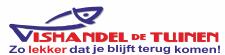 Vishandel de Tuinen logo