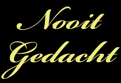 Bistro-Cafetaria Nooit Gedacht-avatar