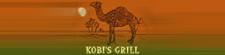 Kobi's Grill logo