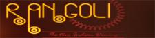 Rangoli Indian logo