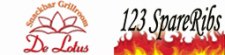 De Lotus&123 Spareribs logo