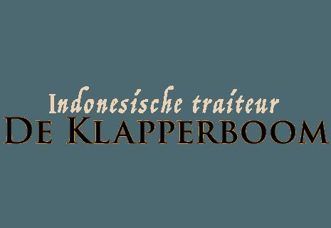 Indonesische traiteur de Klapperboom
