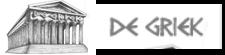 De Griek logo