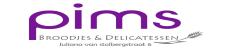 Pims Broodjeszaak logo