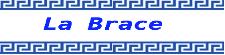 La Brace logo