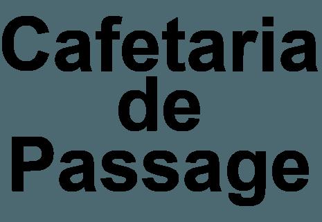 Cafetaria de Passage
