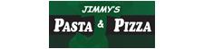 Jimmy's pasta's&pizza's logo