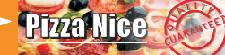 Eten bestellen - Pizza Nice