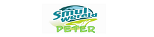 Smulwereld Peter logo