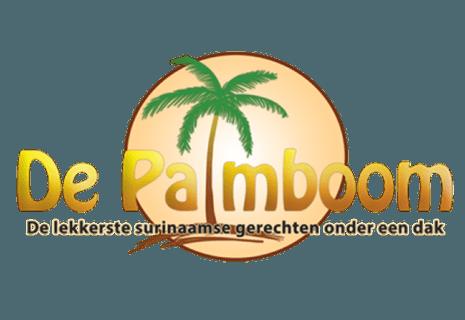 De palmboom - Vuurplaat