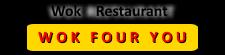 Wok Four You logo