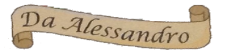 Pizzeria Da Alessandro logo