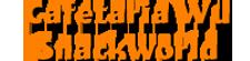 Cafetaria Wu Snackworld logo