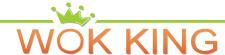 Wok King Grill logo