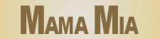 Eten bestellen - Mama Mio