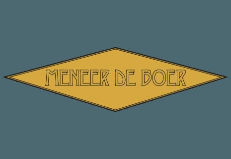 Meneer De Boer