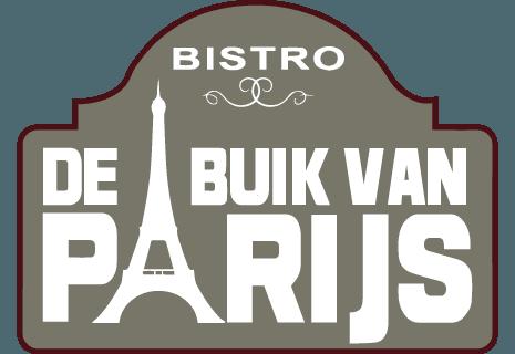 Bistro de buik van Parijs