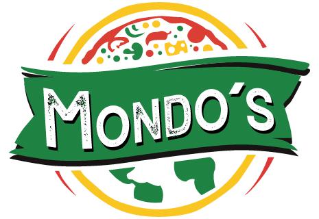 Mondo's grill en pizza