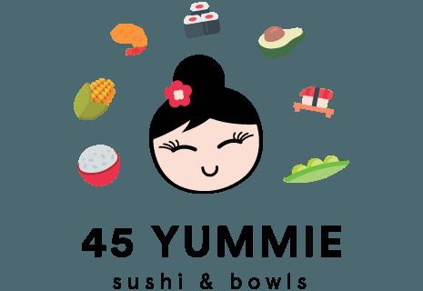 45 Yummie Sushi & Bowls