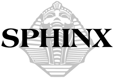 Egyptisch Eethuis Sphinx