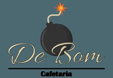 Café Lunchroom Cafetaria De Bom