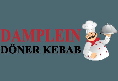 Doner Kebab damplein