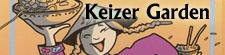 Keizer Garden logo