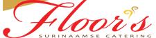 Floor's Surinaamse Catering logo