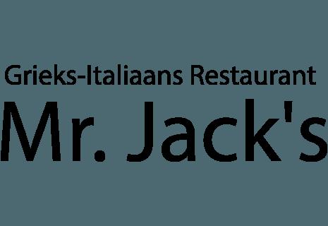"""Grieks-Italiaans Restaurant """"Mr. Jack's"""""""