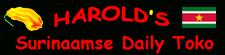 Harold's Daily Toko