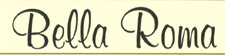 Eten bestellen - Bella Roma Breda