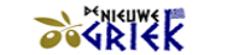 De Nieuwe Griek logo