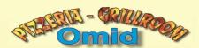 Eten bestellen - Pizzeria Grillroom Omid