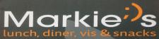 Markie's Cafetaria logo