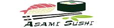 Asami Sushi logo