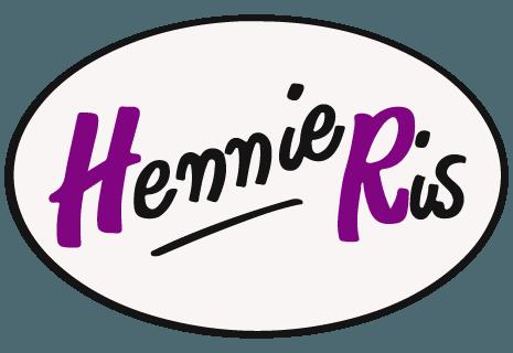 Snackbar & IJssalon Hennie Ris