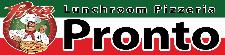 Eten bestellen - Lunchroom Pizzeria Pronto