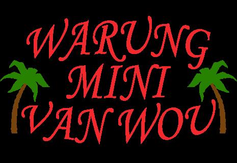 Warung Mini van Woustraat