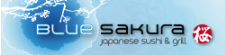 Blue Sakura logo