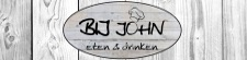 Bij John eten&drinken logo