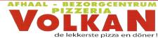 Volkan Bezorg en afhaalcentrum logo