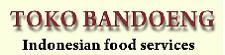Toko Bandoeng logo