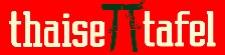 Thaise Tafel logo