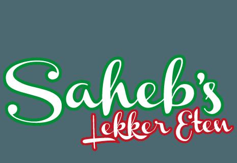 Saheb's lekker eten