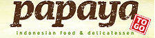 Papaya To Go logo