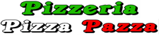 Pizza Pazza logo