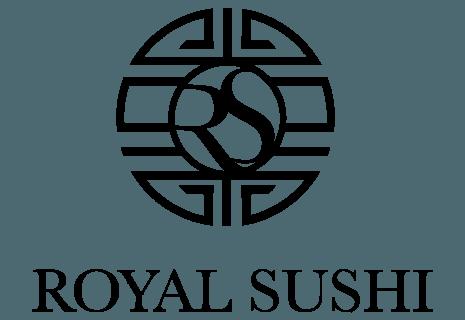 Royal Sushi levering og take away